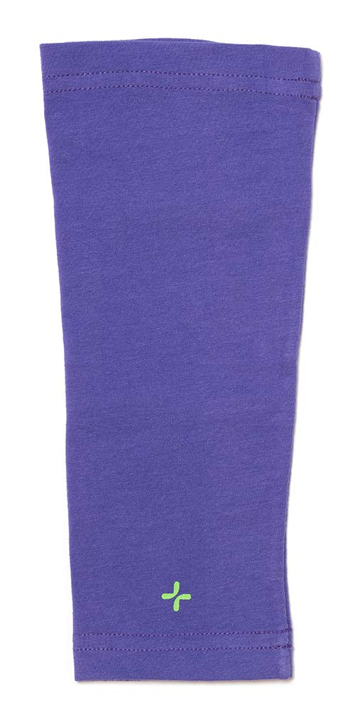 Care+Wear Unisex Ultra-Soft Antimicrobial Long PICC Line Cover Violet 13''-15'' Bicep