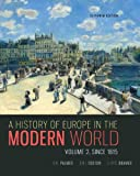 A History of Europe in the Modern World, Volume 2, R. R. Palmer and Joel Colton, 0077599586