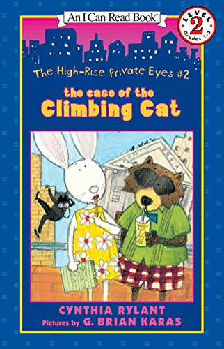 - The High-Rise Private Eyes #2: The Case of the Climbing Cat (I Can Read Level 2)