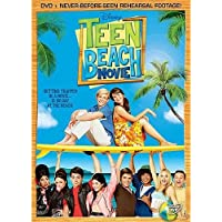Teen Beach Movie / Film d'ados à la plage (DVD + In-Packed zipper pull)