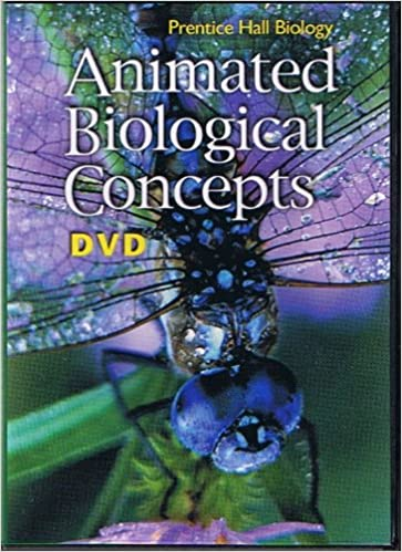 Animated Biological Concepts: Worksheets Paperback Book and DVD ...