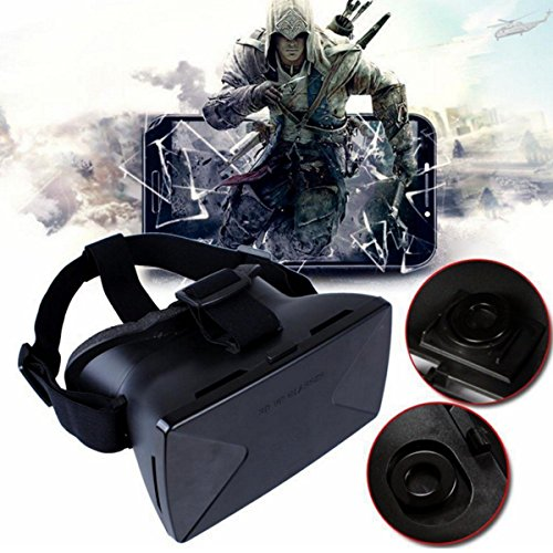 3D-02 3D Video Glasses VR Virtual Reality Headset For 4.0 To 6.5 Inch Google Android iPhone / . 3D-02 3D Video Glasses VR Virtual Reality Headset For 4.0 To 6.5 Inch Google Android iPhone . .