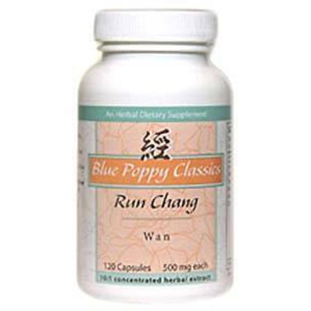 Blue Poppy- Run Chang Wan 120 caps