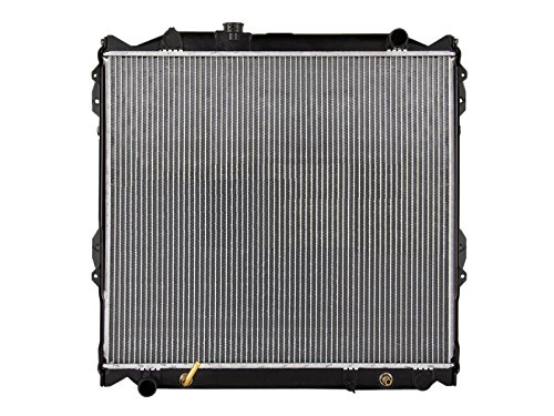 Sunbelt Radiator For Toyota 4Runner 1998 Drop in Fitment