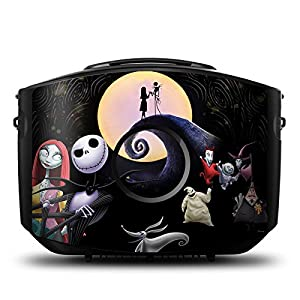 Nightmare Design Protective Decal Skin Sticker (High Gloss Coating) for Decorating Gaems Sentry Personal Gaming Carry Case (Console and Case NOT included)