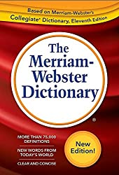 Image of the product The Merriam Webster that is listed on the catalogue brand of .