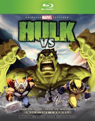 Hulk Vs. (Hulk VS. Thor / Hulk VS. Wolverine)