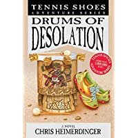 Tennis Shoes Adventure Series: Drums of Desolations Book on CD