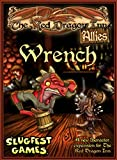 Red Dragon Inn: Allies Wrench Card Game
