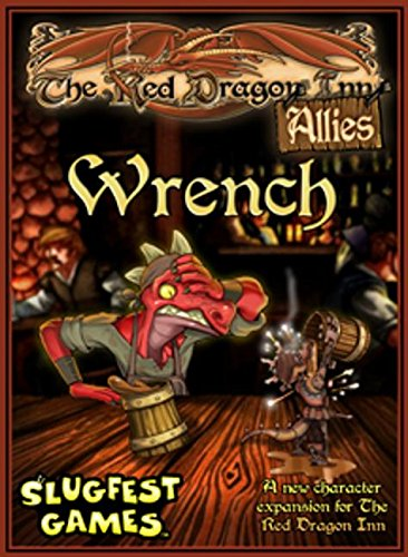 Slugfest Games Red Dragon Inn: Allies Wrench Card Game