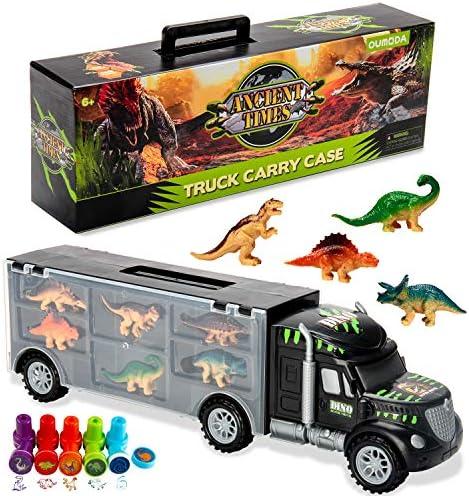 Oumoda Dinosaur Truck Transport Dinosaurs product image