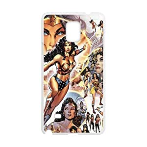 Wonder Women Comic Plastic Protective Case Slim Fit For SamSung Galaxy Note 4