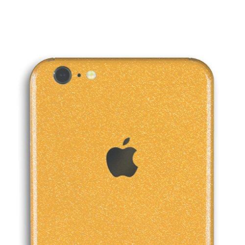 AppSkins Vorderseite iPhone 6 PLUS Diamond pure gold
