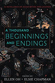 Book Cover: A Thousand Beginnings and Endings