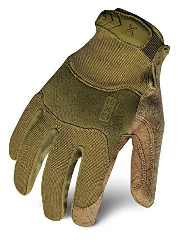Ironclad EXOT-PODG-04-L Tactical Operator Pro Glove, OD Green, Large (Green Glove Mechanix)