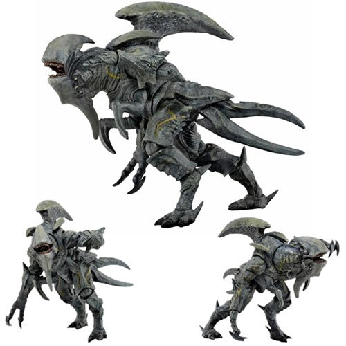 "Pacific Rim - 7"" Ultra Deluxe Action Figure - Kaiju Mutavore"