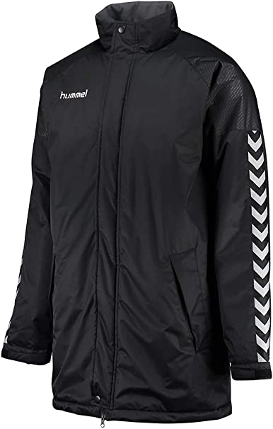 hummel Auth. Charge Stadion Jacket Chaqueta, Hombre