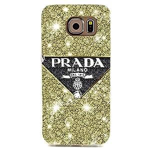Durable Prada Phone Case Cover For Samsung Galaxy s6 Edge Prada Stylish