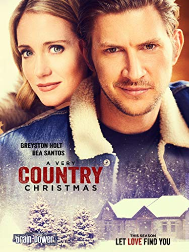 A Very Country Christmas (Hallmark Angel Christmas At)