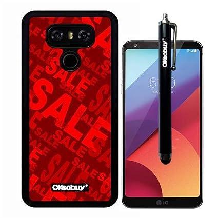 Amazon Com G6 Case Red Sale English Letter Camo Case Oksobuy R