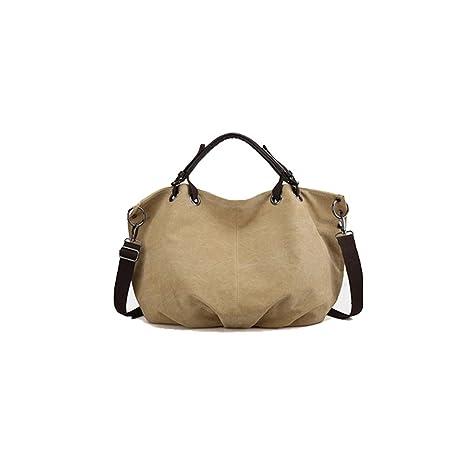 Amazon.com   XRX Handbags Hobo Canvas Shoulder Tote Bags Shopper Handbags  Large Fashion Handbags For Women d5af73fe48553
