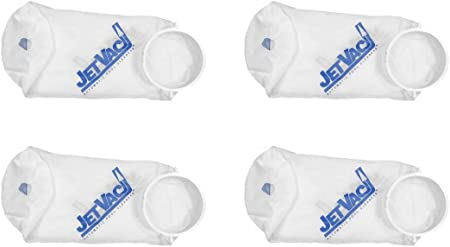 Pentair JV32 Letro Jet Vac Swimming Pool Cleaner Fine Silt Bag Replacements 2