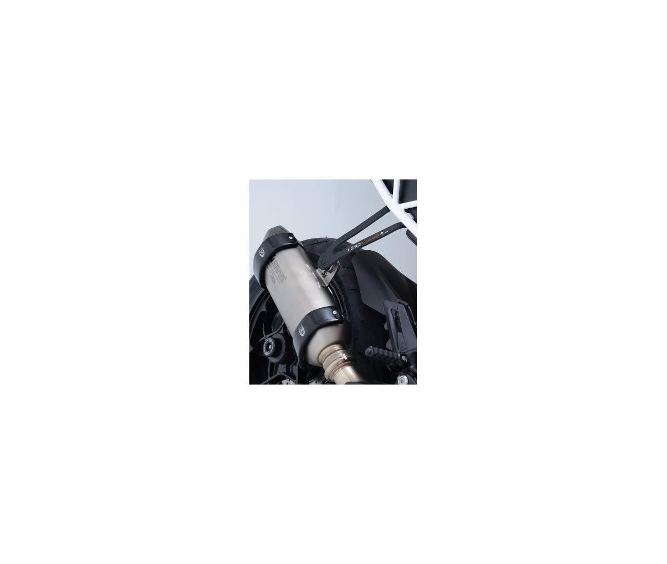EH0059BK KTM 1290 SUPER DUKE R-14//17-SUPPORT ECHAPPEMENT R/&G RACING