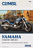 Yamaha V-Star 950 2009-2012 (Clymer Manuals: Motorcycle Repair)