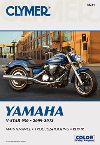yamaha v star 950 2009 2012 clymer manuals penton staff rh amazon com V-Star 650 Modifications V Star 650 Classic Exhaust