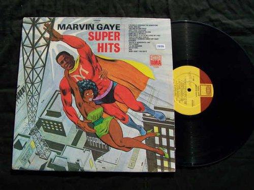 Marvin Gaye - Marvin Gaye Super Hits L.p. - Zortam Music