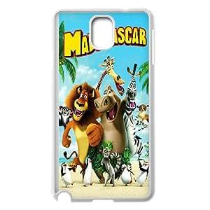 Custom Case Madagascar for Samsung Galaxy Note 3 N7200 M2C4237963