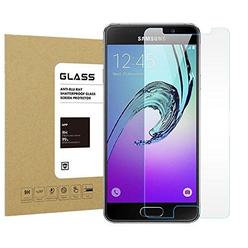 Galaxy A3 2017 Panzerglas Glasfolie Glas Schutzfolie [2 St¨¹ck] , Antsplust 9H Hartglas Glasfolie Displayschutzglas Display Folie Screen Protector f¨¹r Samsung Galaxy A3 2017