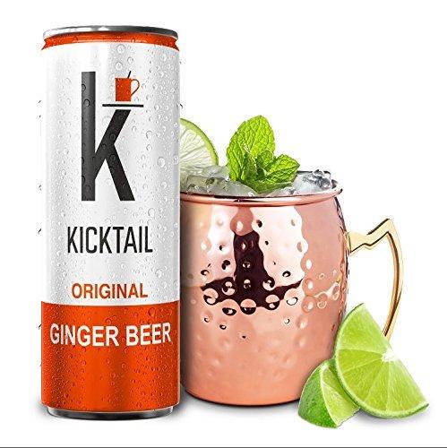 Kicktail Mixer SS (Original Ginger Beer)