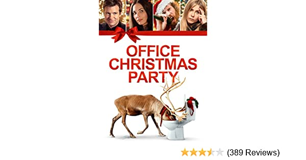amazoncom office christmas party jason bateman olivia munn tj miller jillian bell amazon digital services llc