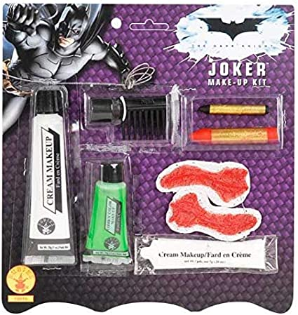 Joker Deluxe Make Up Kit - Mens (Maquillaje/ Pintura de Cara): Amazon.es: Juguetes y juegos