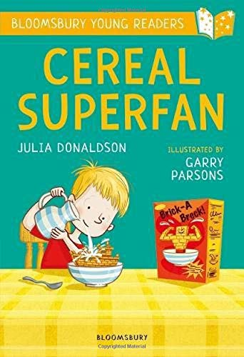 Cereal Superfan: A Bloomsbury Young Reader (Bloomsbury Young Readers)