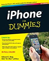iPhone For Dummies: Includes iPhone 4, 4th Edition Front Cover