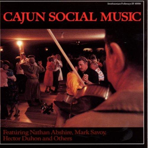 CD : VARIOUS ARTISTS - Cajun Social Music /  Various (CD)