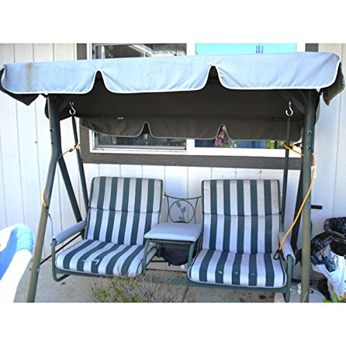 Garden Winds 2 Seater With Arm Rest Swing Replacement
