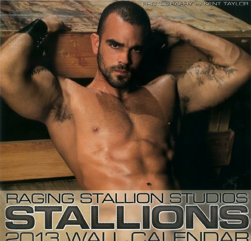 Raging Stallion Studios: Stallions 2013 Wall Calendar
