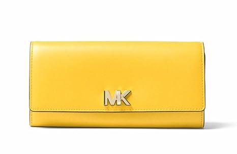 Michael Kors - Cartera para mujer Mujer amarillo girasol ...