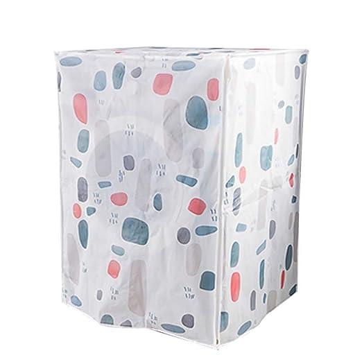 Cubierta de la lavadora Cubierta protectora a prueba de agua PVA ...