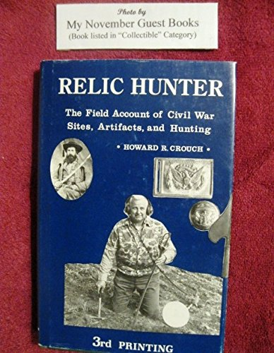 Relic hunter: The field account of Civil War sites, artifacts and hunting (Mcclellan Cavalry Saddle)