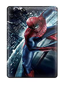 Excellent Ipad Air Case Tpu Cover Back Skin Protector The Amazing Spider-man 16