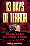 13 Days of Terror, Greg Williams, 0882822292
