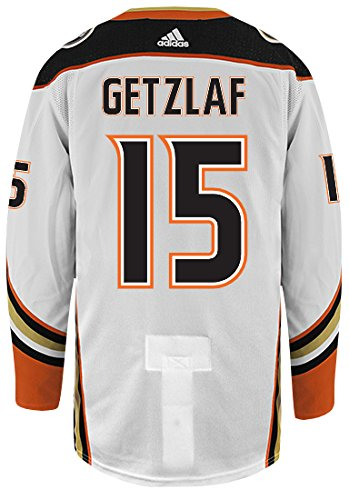 b9bb5641a Amazon.com   Ryan Getzlaf Anaheim Ducks Adidas Authentic Away NHL ...
