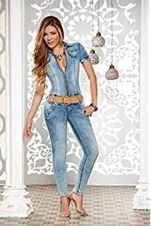 226bd68421e5 Amazon.com  Made In Colombia ENTERIZO CHEVIOTTO Jeans Colombiano ...