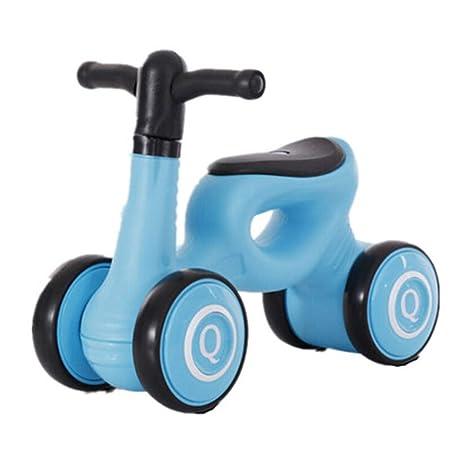 XIA Scooter para niños Equilibrio para el Andador del Coche Carro ...