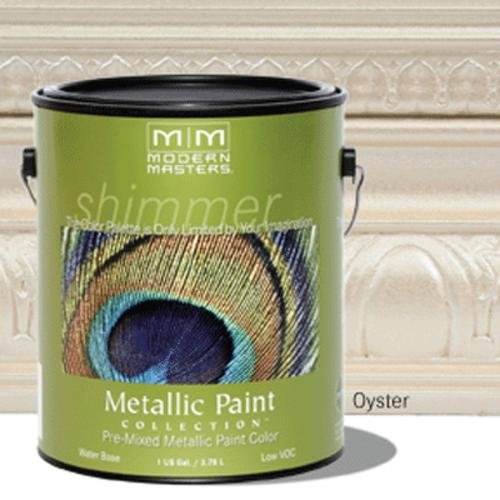 MODERN MASTERS ME705-GAL  Metallic Paint, Oyster by Modern Masters