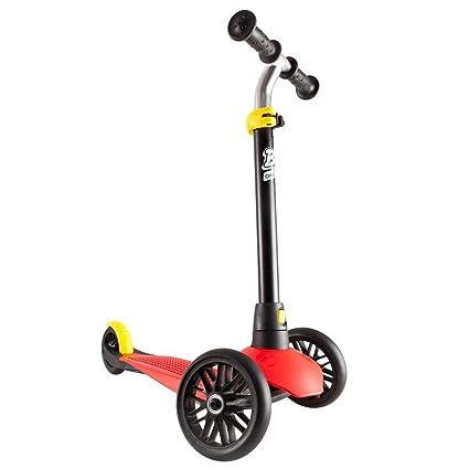 HYE-Patinete Kick Scooters para los niños de 3 Ruedas ...